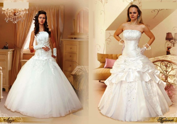 Весільні сукні: Роксолана м Стрий